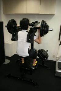 加圧トレーニングとパワートレーニング2