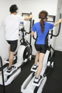 加圧トレーニング後の有酸素・無酸素運動1