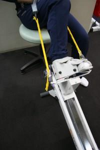 美脚のための加圧トレーニング