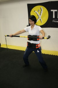 姿勢改善と加圧トレーニング②