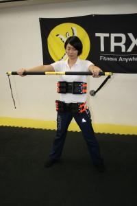 姿勢改善と加圧トレーニング①