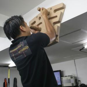 アントワークス社製 トレーニングボード パワーアントミニを設置しました。