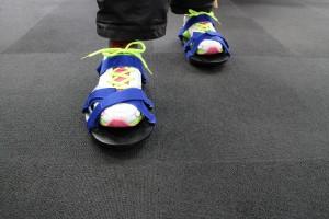 膝の痛みと加圧トレーニング