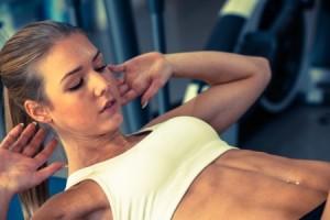 ダイエットのための加圧トレーニングとビタミン