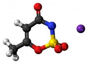 アセスルファムカリウム分子