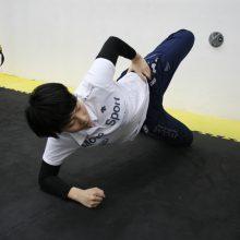 美脚トレーニング8
