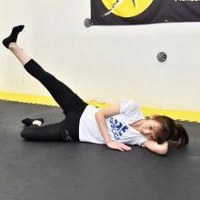 美脚トレーニング9