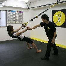 upper training