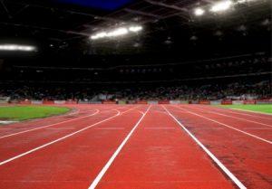 世界選手権100m金メダルのガトリン選手も加圧トレーニング
