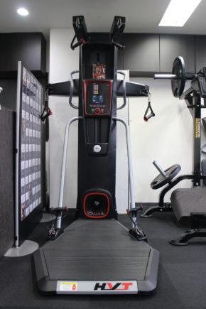 新たに導入した運動器具について  Bowflex(ボウフレックス) HVTマシン